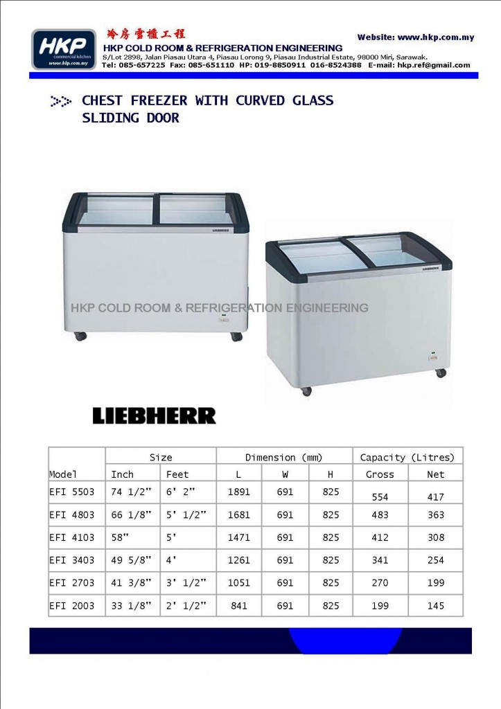 Chest Freezer (Curve Glass)-Liebherr (1)