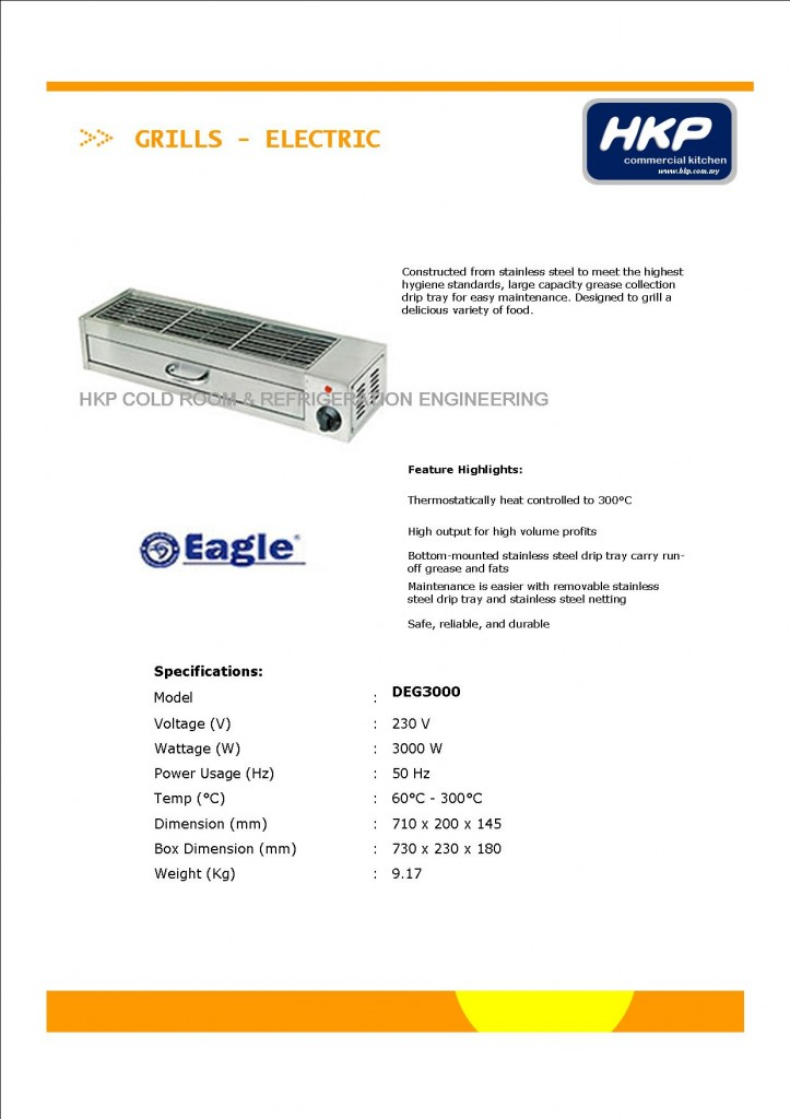 Grills (Electric)-Eagle (1)