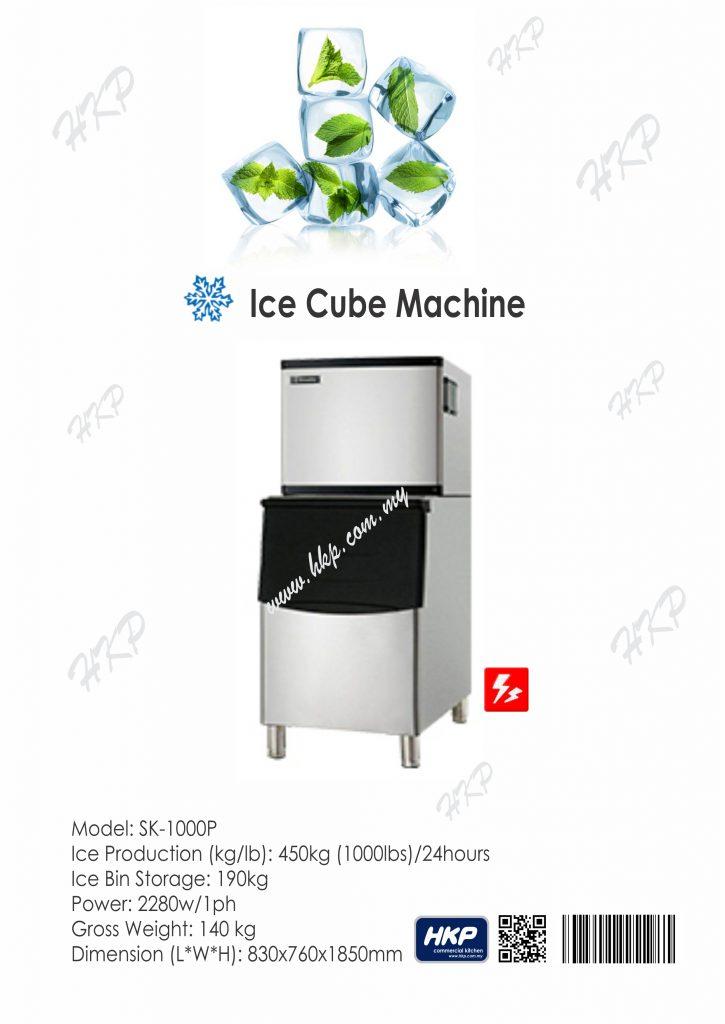 Ice Maker (SK-1000P)