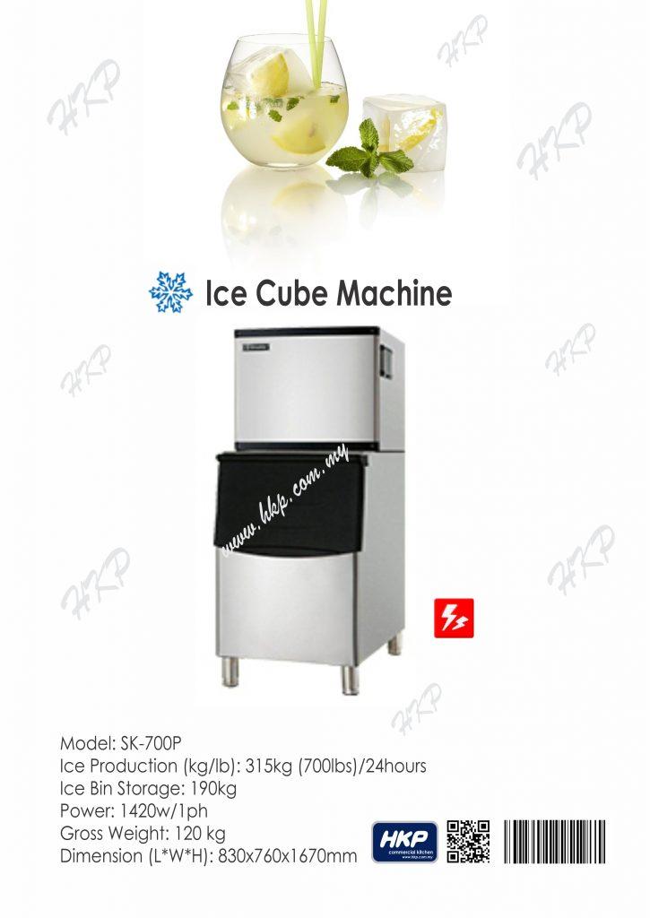 Ice Maker (SK-700P)