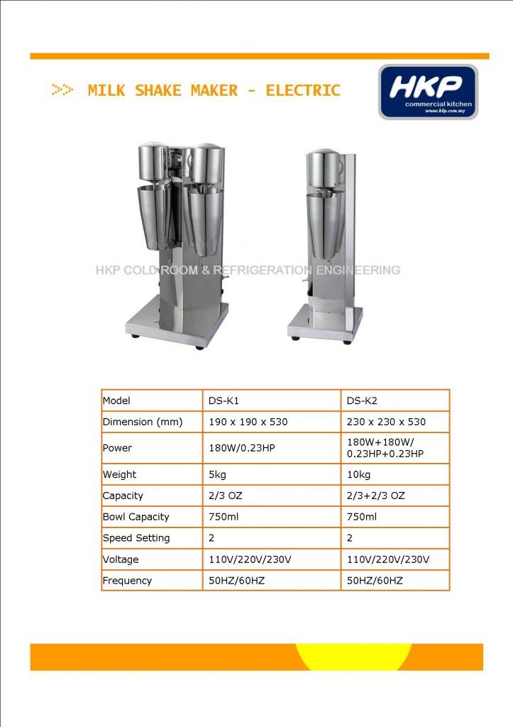 Milk Shake Machine (1)