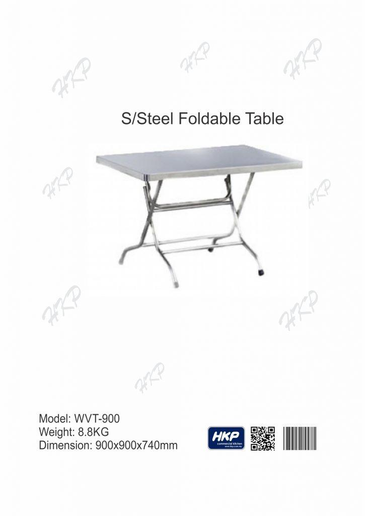Foldable Table (WT-900)
