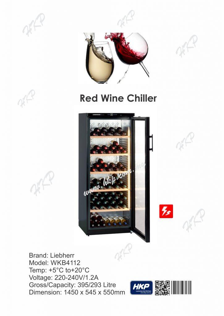 Red Wine Chiller
