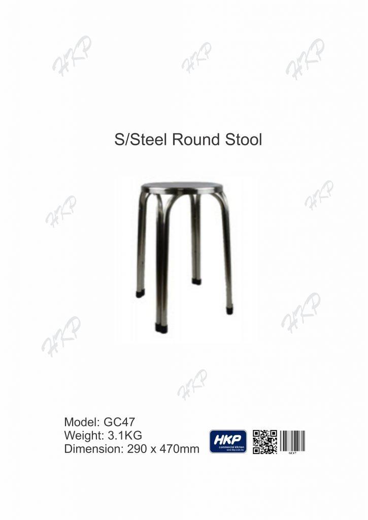 Round Stool(GC47)
