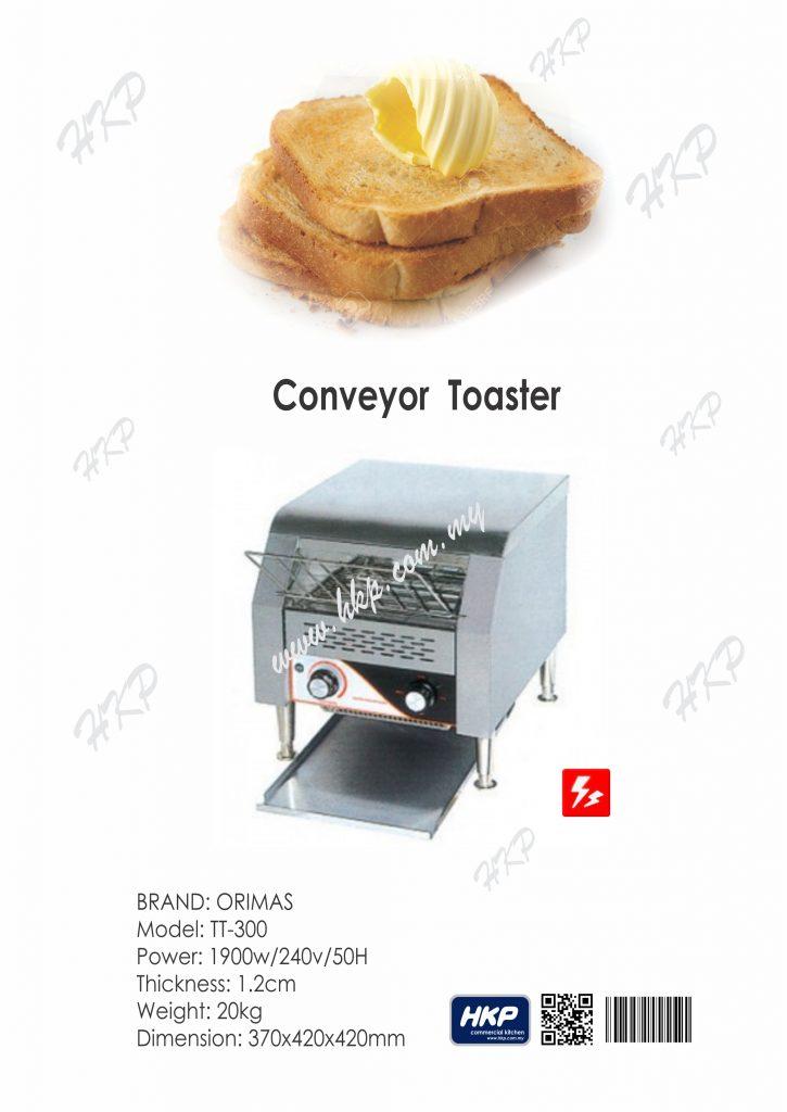 Conveyor Toaster (TT-300)