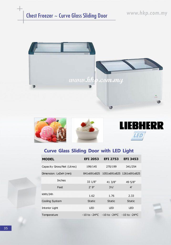 Curve Glass Sliding Door - LED (1)