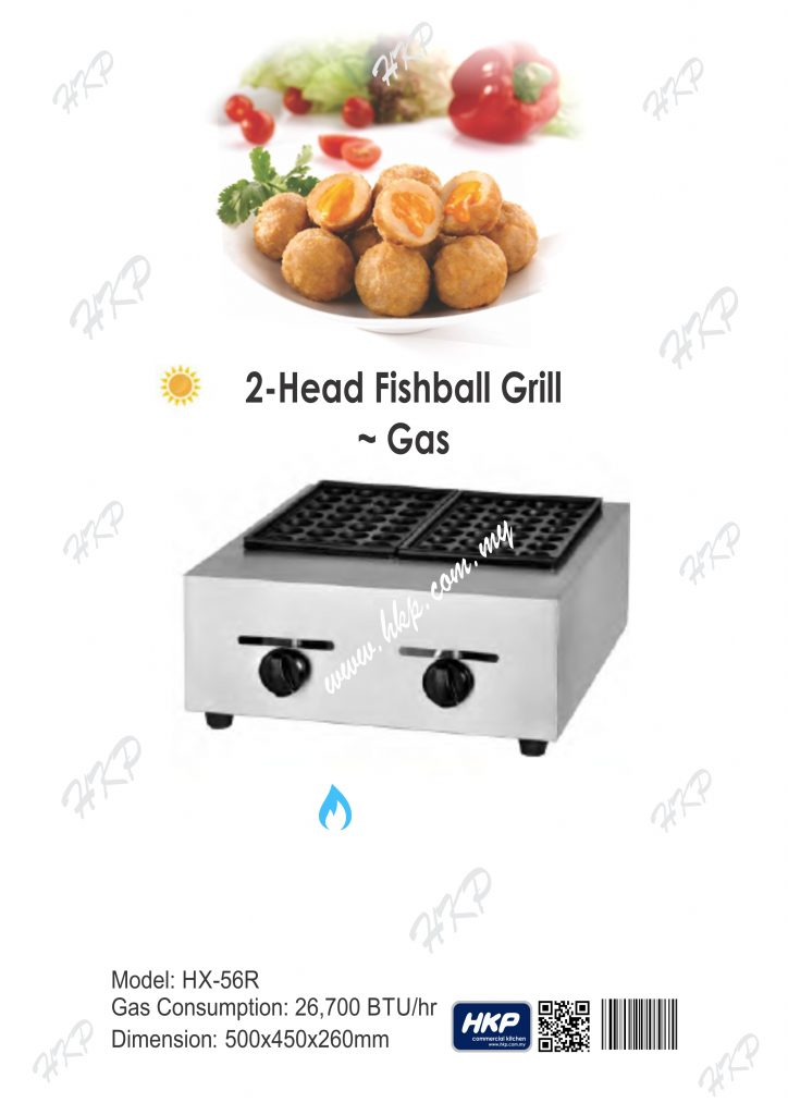 Fishball Grill-Gas