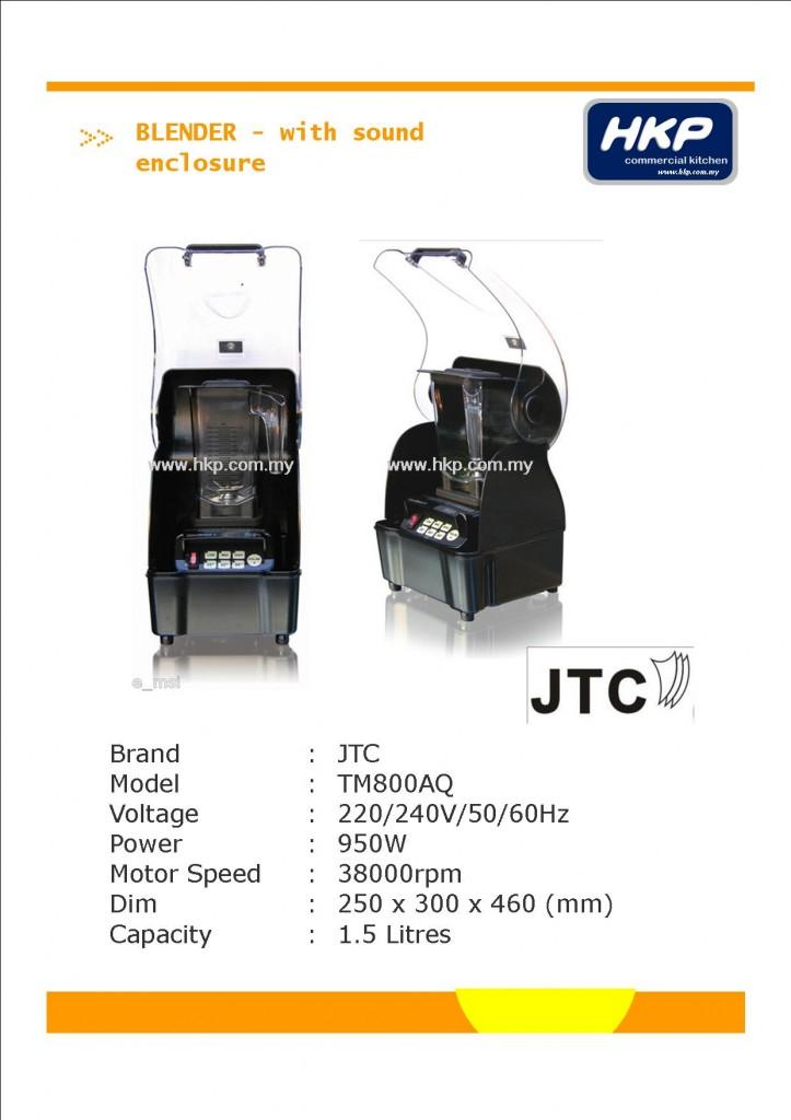 Blender JTC TM800AQ
