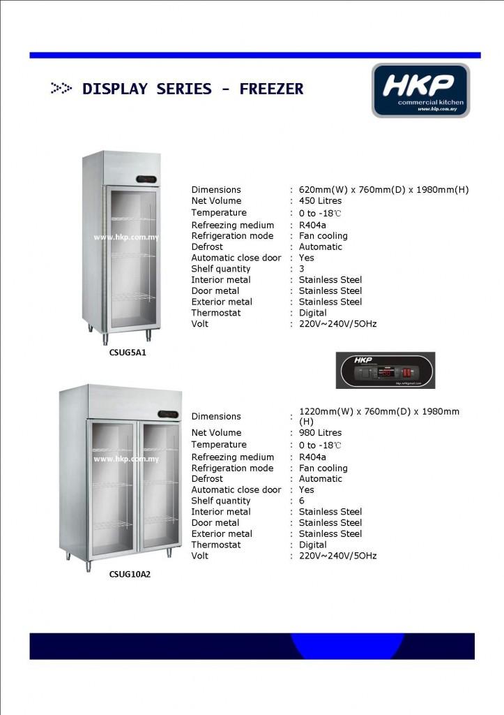 Display Freezer (HKP)