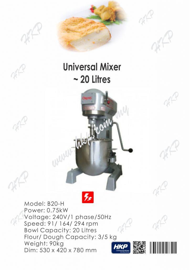 mixer-b20h-orimas