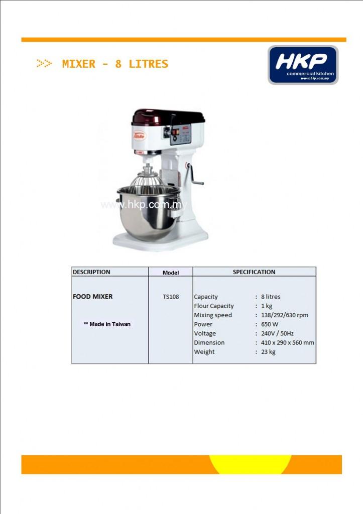 Mixer-TS108