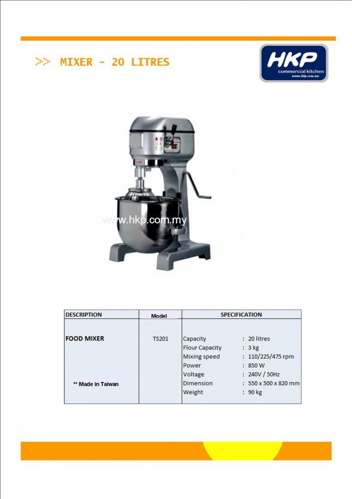 Mixer-TS201