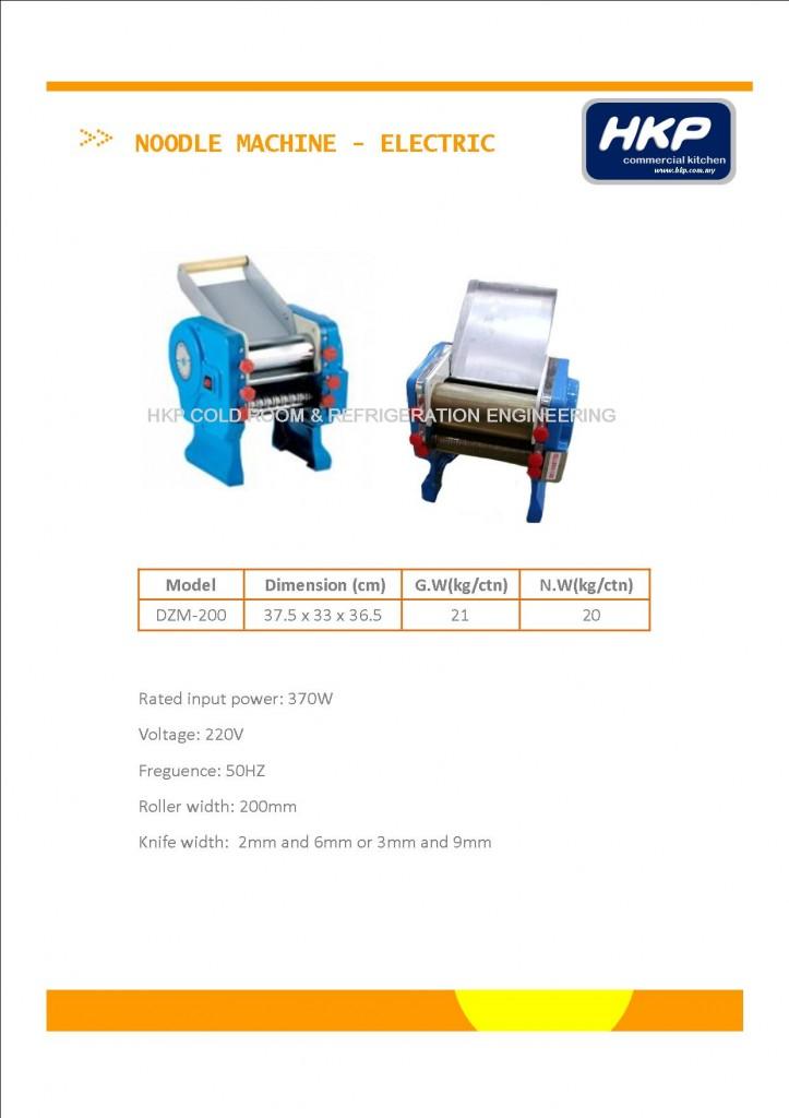 Noodle Machine (1)