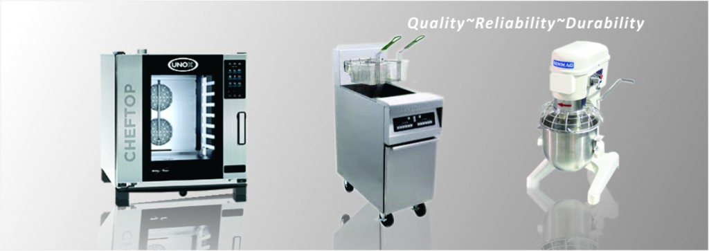 Commercial Kitchen Equipment 2015