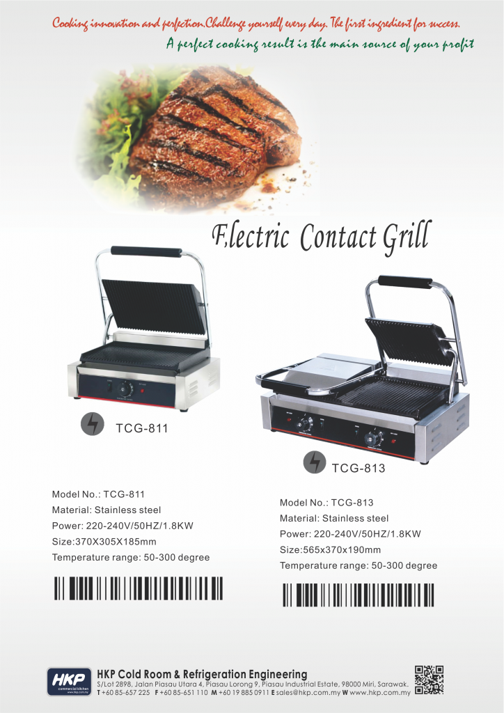Contact Grill