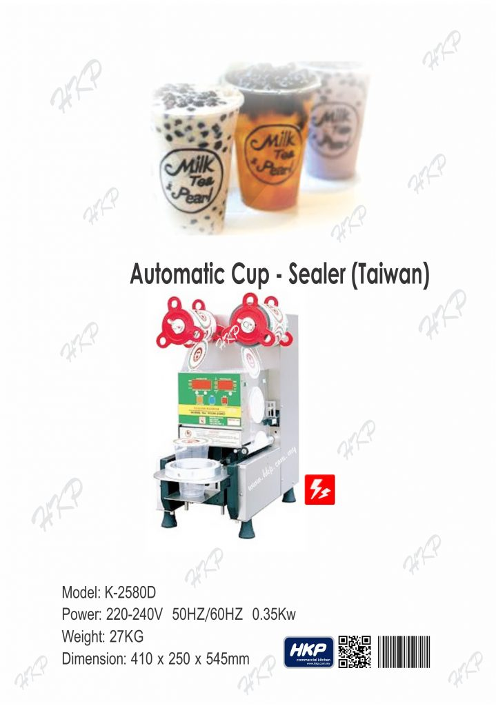 Cup Sealer-Automatic