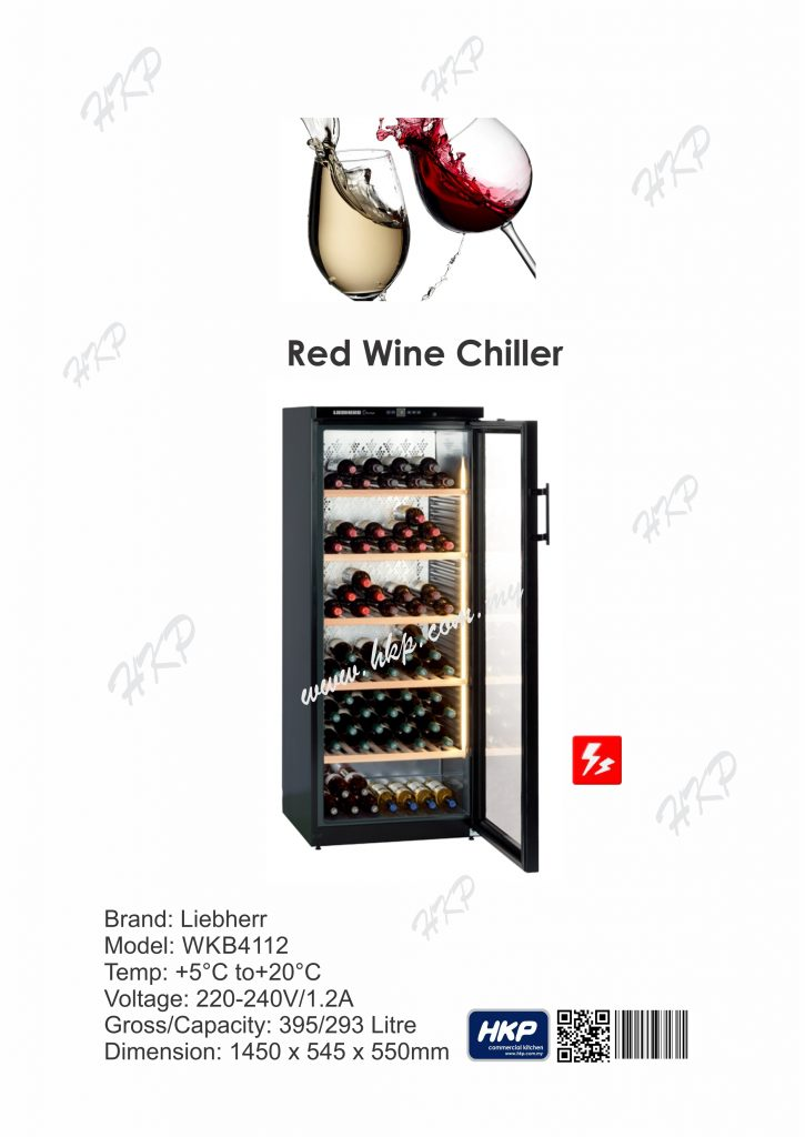 Red Wine Chiller