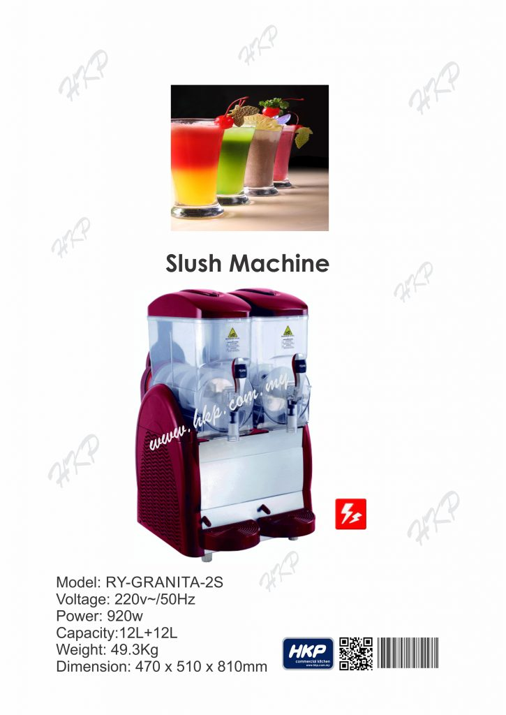 Slush Machine-2S