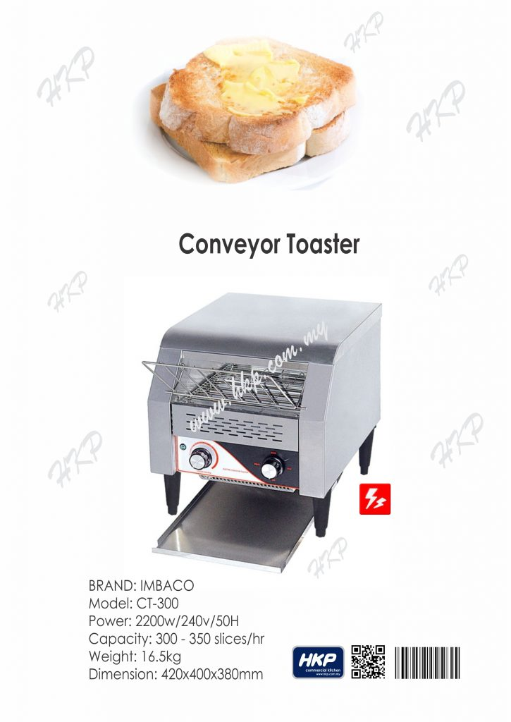 Conveyor Toaster (CT-300)