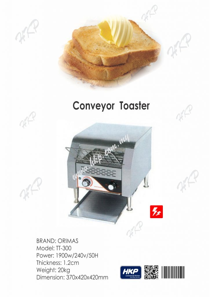 Conveyor Toaster (TT-300)