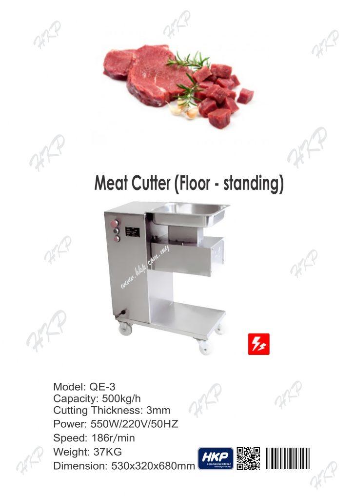 Meat Cutter (Floor Type)