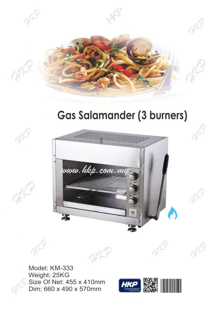 Salamander-Gas (KM-333)