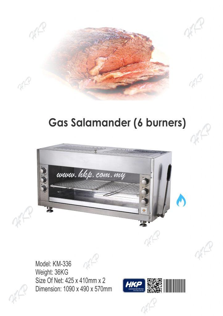 Salamander-Gas (KM-336)
