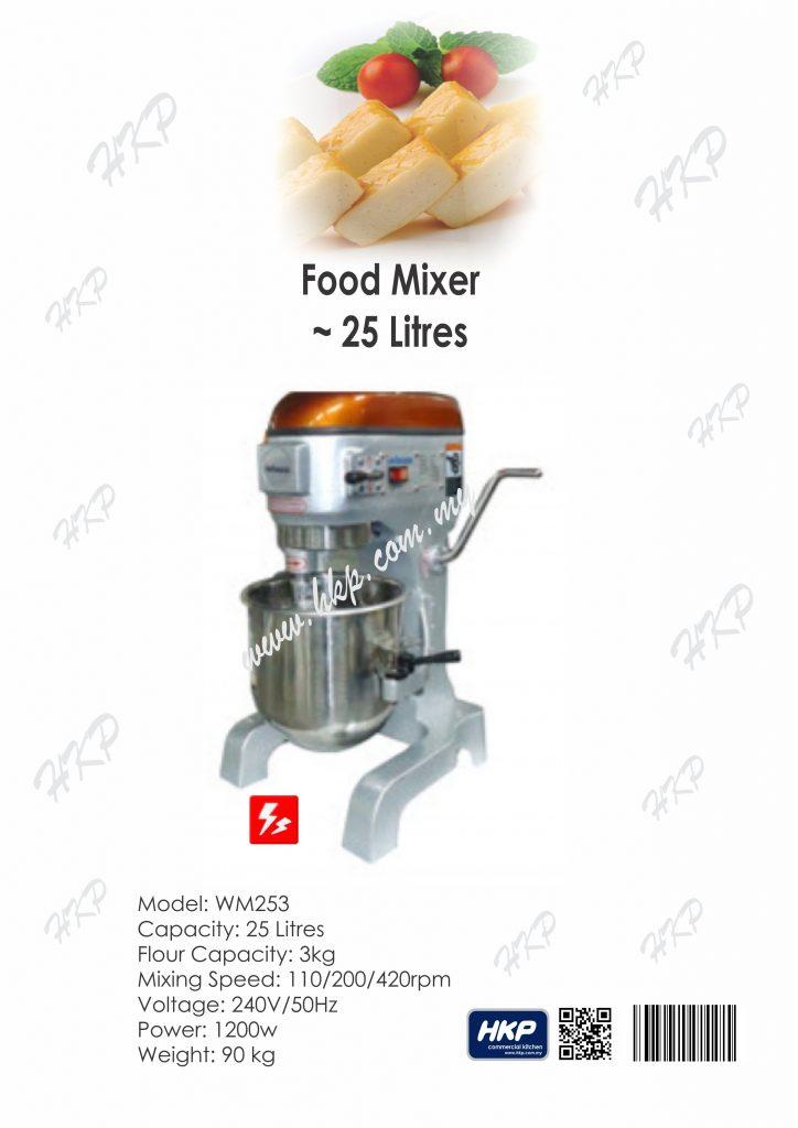 mixer-wm253-25-litres